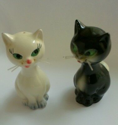 Goebel Cat Salt and Pepper Shakers