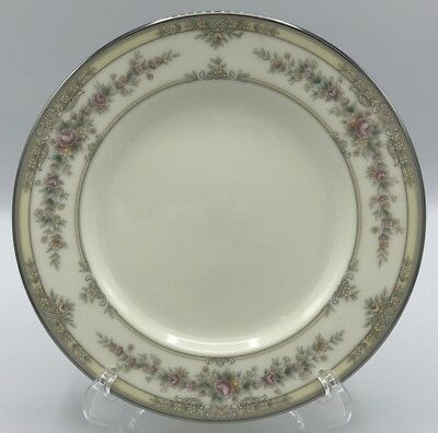 Noritake Shenandoah Bread & Butter Plate (s) #9729 Bone China Floral Yellow Band