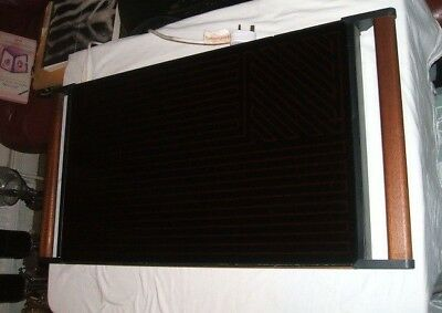 SALTON HOTRAY HOT RAY HOT PLATE APPROX 25in X 15in FOOD WARMER