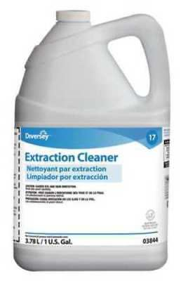 Carpet Extraction Cleaner,1 gallon, Floral DIVERSEY 903844 - 4 pack!