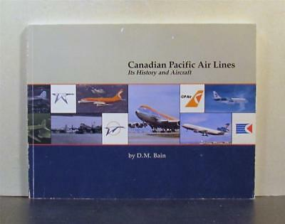 Canadian Pacific Air Lines, Its History and Aircraft,   Airlines