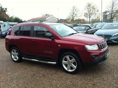 2013 13 Jeep Compass 2.1 Crd Limited 4Wd 5D 161 Bhp Diesel
