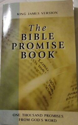 The Bible Promise Book One Thousand Promises From God S Word
