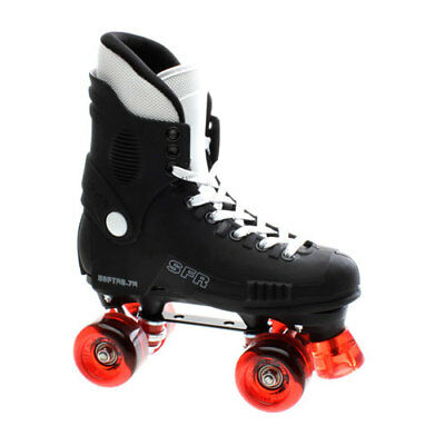 SFR Raptor 76 Mens/Womens Quad Hard Boot Roller Skates - 2 Colours UK7 - UK12