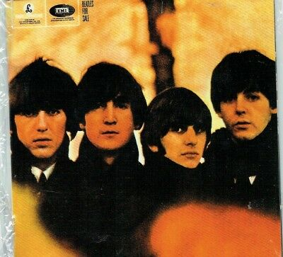 The Beatles  FOR SALE  Mono Digital Remaster New Sealed in Plastic Free Shipping