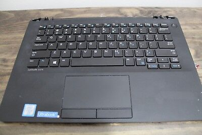 Dell Latitude E7270 Palmrest Touchpad Assembly W/ Keyboard Back Lit.