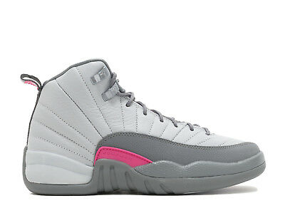AIR JORDAN 12 RETRO GG Wolf Grey Gr. 38,5 US6Y Neu & 100% Original 510815-029