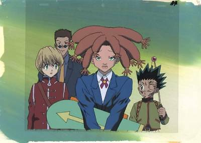 Anime Cel Hunter x Hunter #110