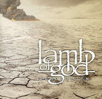 Lamb Of God - Resolution 886919354126 (CD Used Very Good)