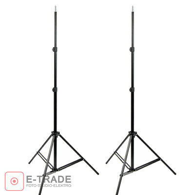 2pcs -- 72-230cm PRO Studio SoftBox Flash Continuous Light Stand Tripod /803