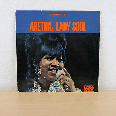 Kleine Vinyl LP Sammlung Aretha Franklin - 7 LPs (Atlantic Label)