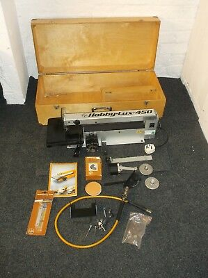 Hobby-Lux 450 Scroll Saw with other Functions (134M)