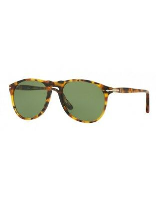 06fb3f2a866cd SUNGLASSES PERSOL ORIGINAL PO9649S 24 57 52-18 Havana Brown ...