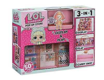 Official MGA Entertainment L.O.L. Surprise Pop-Up Store