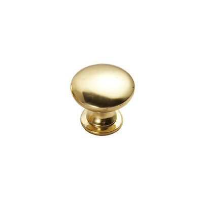 Gold Circular Kitchen Drawer Knob Pull Handles Door Cupboard Cabinet Wardrobe