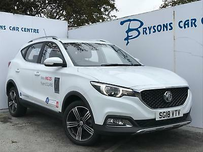 2018 18 MG ZS 1.0T GDI ( 109bhp ) SUV Auto Exclusive for sale in AYRSHIRE
