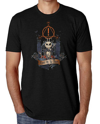 Panic at The Disco JACK SKELLIGTON Mash Up Unisex Mens T-Shirt
