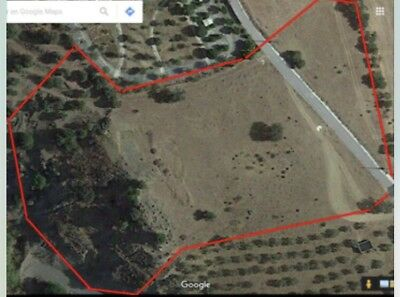 Land For Sale Casarabonela, Malaga Spain Planning Permission Investment
