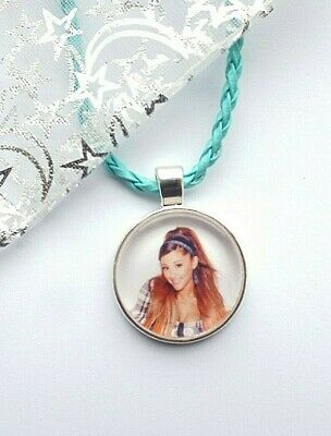 Ariana  Grande Singer Necklace 22 Inch Dance Pop Music Gift Boxed Birthday Party