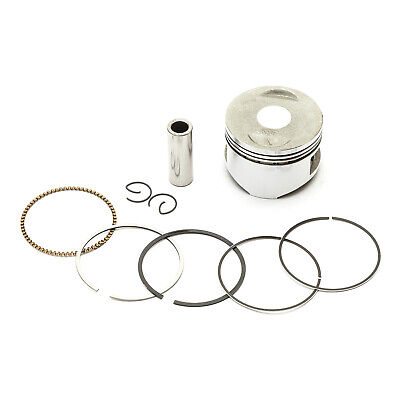 Piston Kit 150cc 57mm 15mm GY6 157QMA Scooter Buggy Quad ATV Yamoto Honda
