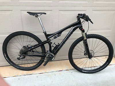 2013 SPECIALIZED EPIC Expert FSR Mountain Bike Medium 29