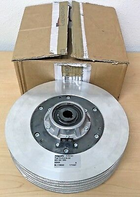 MAGNETA, 14.512.04.22, 116040, Magnetic Particle Brake, 24VDC, 40NM (OEM NEW)