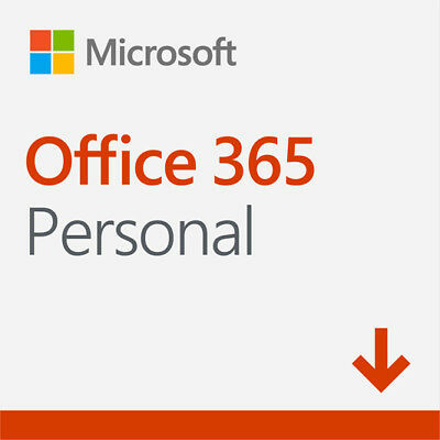 Microsoft - Office 365 Personal - Digital Delivery - PC/MAC - 1 Year Subscrip...