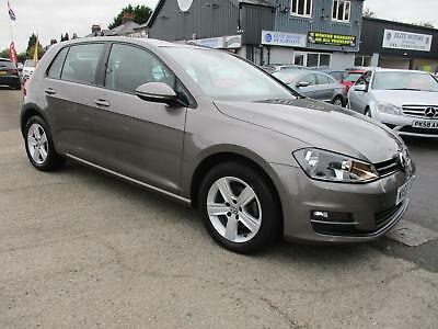 2015 VOLKSWAGEN GOLF 1.6 TDI Match Bluemotion Tech