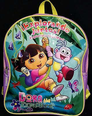Dora Backpack For Little Girls