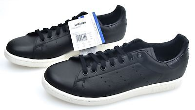 a167dc78b126 ADIDAS SHOES STAN Smith Black Unisex Leather Sneakers Bz0467 - EUR ...