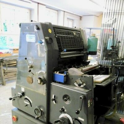Offsetdruckmaschine Heidelberg GTO 46  | PLUS VERSION