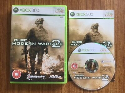 Call of Duty: Modern Warfare 2 (MW2) for Xbox 360 *Xbox One Compatible*