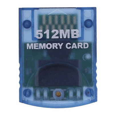 128/256/512Mb memory card stick for nintendo wii game cube ngc console OJ