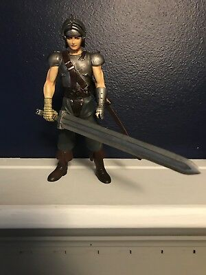"Berserk: Guts 5"" Figure/Toy from Art of War (Golden Age Arc)Anime"