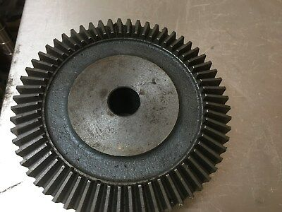 Boston Gear PA6310Y-G Cast Iron Bevel Gear, LOT OF 2, 10 Pitch, 60 Teeth, 0875""
