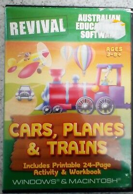 Cars, Planes and Trains