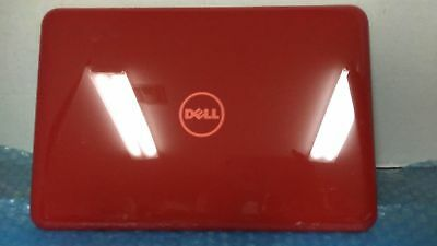 """DELL Inspiron 11 3162 11.6/"""" RED LCD Screen Top Lid Cover *BIA01* 0FP3FJ FP3FJ"""