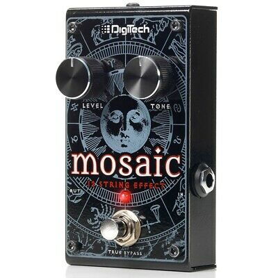 DigiTech Mosaic Polyphonic Effects Pedal - Turn 6-String Guitar into a 12-String