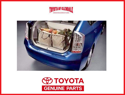 For Toyota Prius 1.8L L4 2016-2017 Cargo Net-Envelope Genuine PT347-47160