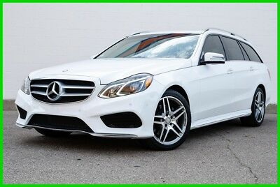 2016 Mercedes-Benz E-Class E 350 4MATIC® AWD Touring Wagon - 7 Passenger 3rd Row 2016 Mercedes E350 4Matic Wagon - Premium Pkg, Sport Pkg, LED Pkg - CLEAN
