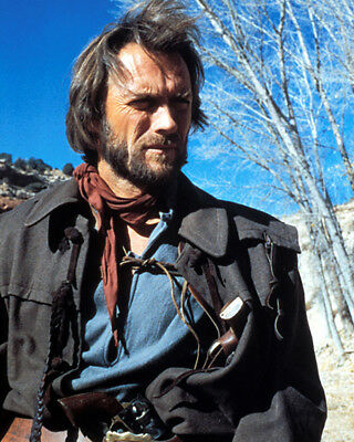 The Outlaw Josey Wales Clint Eastwood Rugged Portrait 1976 8X10 Photo