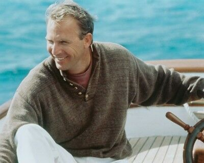 Message In A Bottle Kevin Costner 8X10 Photo Print