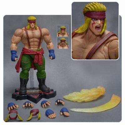 Storm Collectibles Street Fighter V NEW * Alex * Action Figure 1:12 Scale