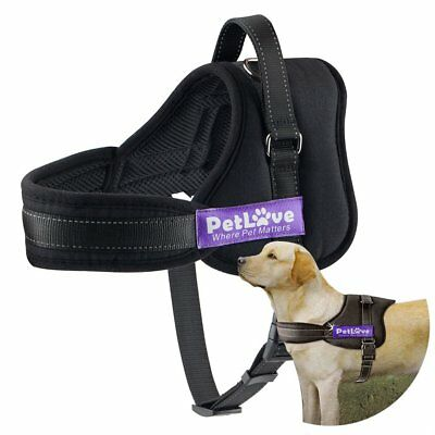 PetLove Dog Harness, Soft Leash Padded No Pull Dog Harness of All Sizes
