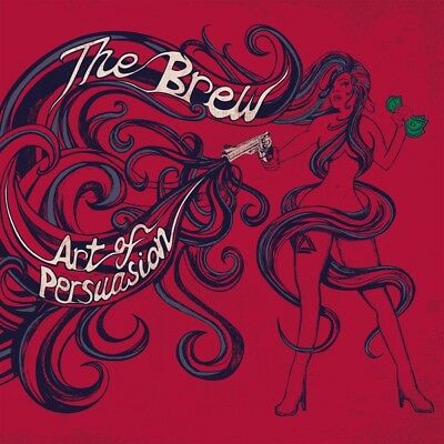 The Brew - Art Of Persuasion CD napalm records NEU