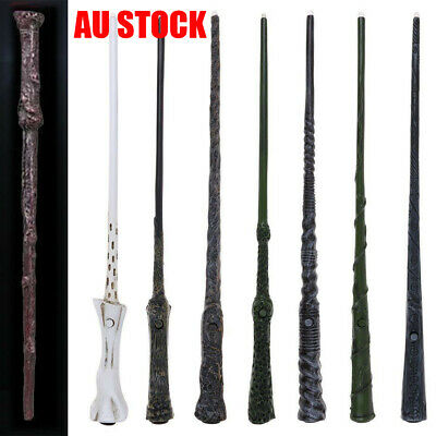 Harry Potter Collectable Wizard  Magic Wand Deathly Hallows Hogwarts AU
