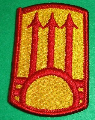 111th ADA (Air Defense Artillery) Class A Patch