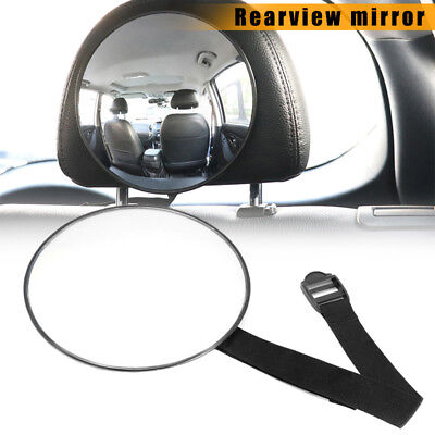 """6.7"""" Car Safety Easy View Back Seat Mirror Baby Facing Rear Ward Child Infant"""