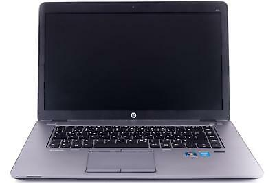 "HP EliteBook 850 G1 15"" Intel Core i7-4600U 2.6 GHz, 8GB RAM, 250GB SSD, W10 Pro"