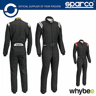 New! 0011282 Sparco R-506 Conquest Race Suit Entry Level Fireproof FIA Approved